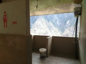 Chinees toilet in Yunan